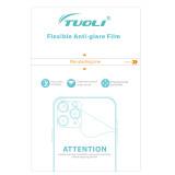 TUOLI TL-1812A Anti-glare Hydrogel TPU back Film  180*120MM  for phone tablet protector cutting machine 50pcs/box