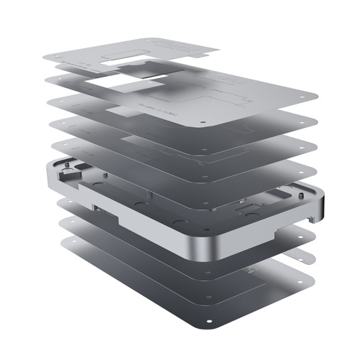TUOLI-19A TIN PLANTING PLATFORM FOR THE MID-LEVEL MOTHERBOARD