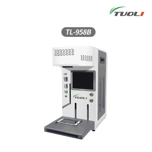 TUOLI TL-958B Laser seperating machine for phone back glass refurbishing