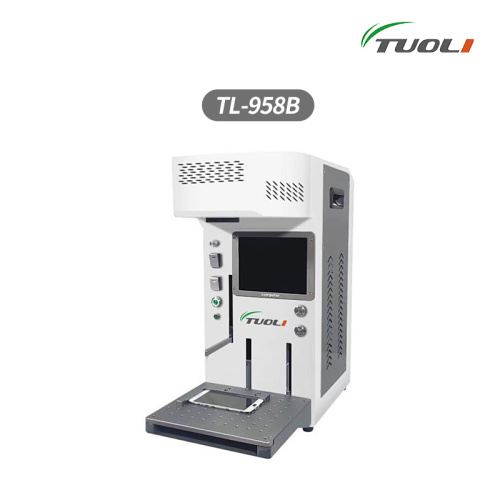 TUOLI TL-958B Laser seperating machine for phone back glass refurbishing