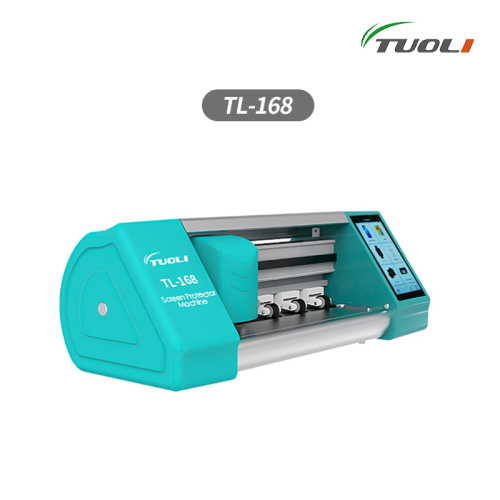 TUOLI TL-168 Smart Screen Protector  Cutting Machine for phone tablet watch Screen Protector Cutting
