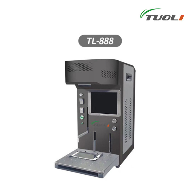 TUOLI TL-888 automatic laser seperating machine for phone back glass repair