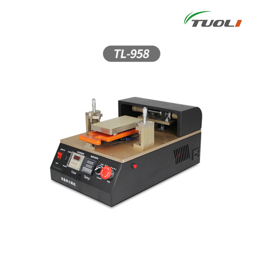 TUOLI-958 Aluminum Alloy Automatic Separator Touch Screen Repair, LCD Screen Repair, Built-in Temperature Control Chip