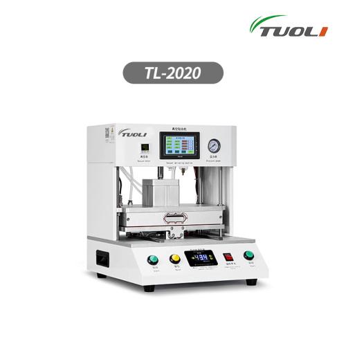TUOLI 2020 Automatic Vacuum OCA laminating Machine for Mobile Phone Screen Repair