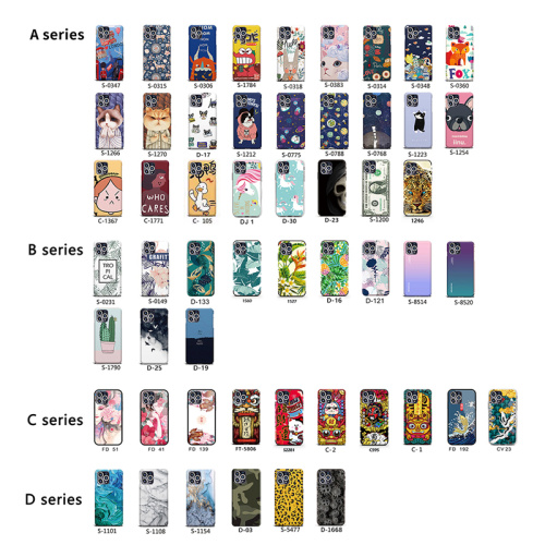 Colorful Mobile Phone Back Protective Film for screen protector cutting machine