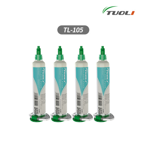 TUOLI TL-105 no clean no gass solder flux best help for motherboard repair