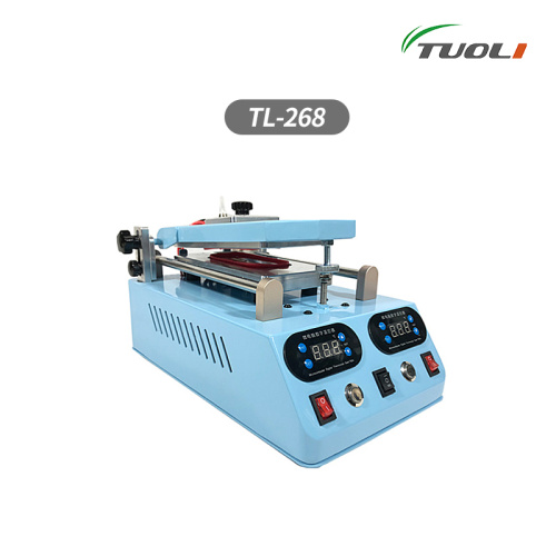 TUOLI Factory Sell TUOLI-268 Lcd Screen Separator Machine for  Middle Frame Heating Separate