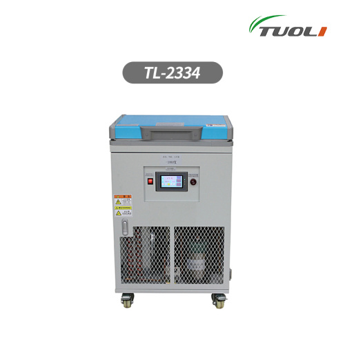 TUOLI-2334 LCD Freezing Separator machine Curved screen freezing separator Back Cover Glass Separating
