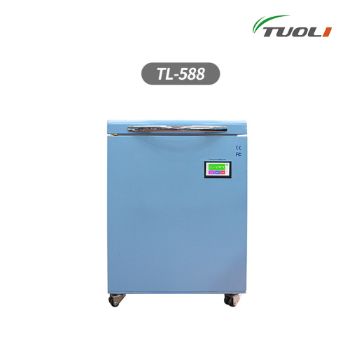 TUOLI-588 freezing Separator LCD Freezing Separator machine For iPhone  Screen back glass separator