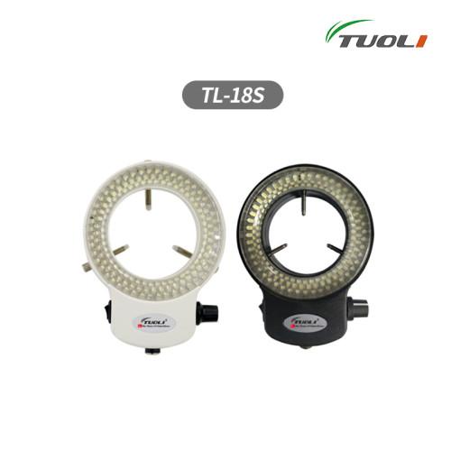TUOLI TL-18S Soft light & eye protection microscope Led source light