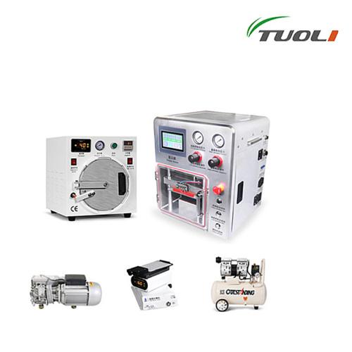 TUOLI Automatic OCA Laminator Machine LCD Separator Mobile Phone Repair Machine For All Screen