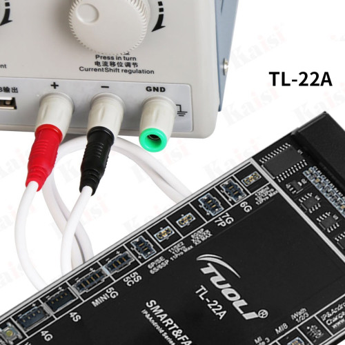 TUOLI TL-22A Battery Fast Charging Activation Board for iPhone 4-12 pro max Android phones