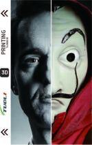 Ghost spoof series 3D UV back film TL-0000100