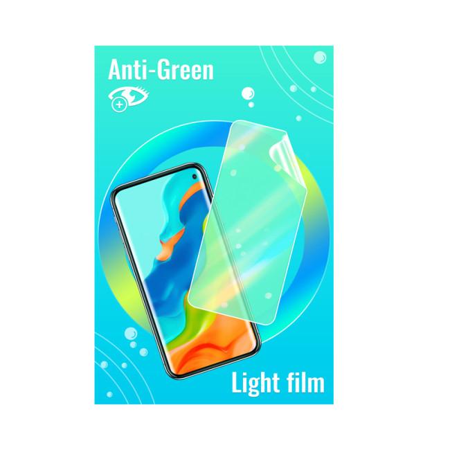TUOLI Anti-Green Hydrogel film 180*120MM diy for Screen Protector cutting machine