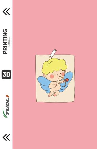 Cartoon animation series 3D UV back film TL-0000873