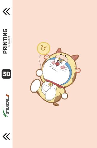 Cartoon animation series 3D UV back film TL-0000879