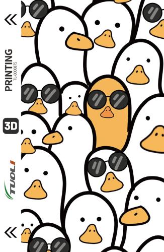 Cartoon animation series 3D UV back film TL-0000875
