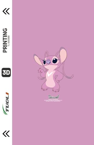 Cartoon animation series 3D UV back film TL-0000888