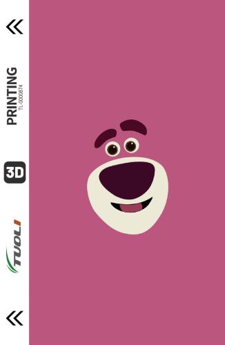 Cartoon animation series 3D UV back film TL-0000874