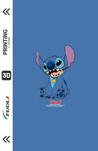 Cartoon animation series 3D UV back film TL-0000889