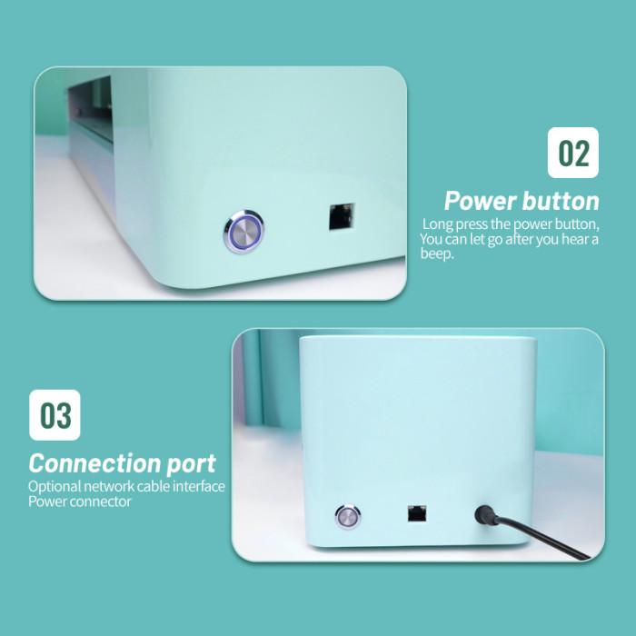 TUOLI 568MAX Smart Screen Protector Cutting Machine for phone tablet watch Screen Protector Cutting