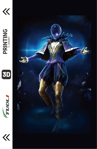 Game competition series 3D UV back film TL-0000897