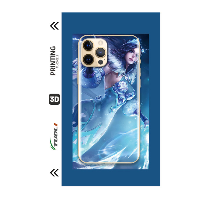 Game Character Series 3D UV back film TL-0000912