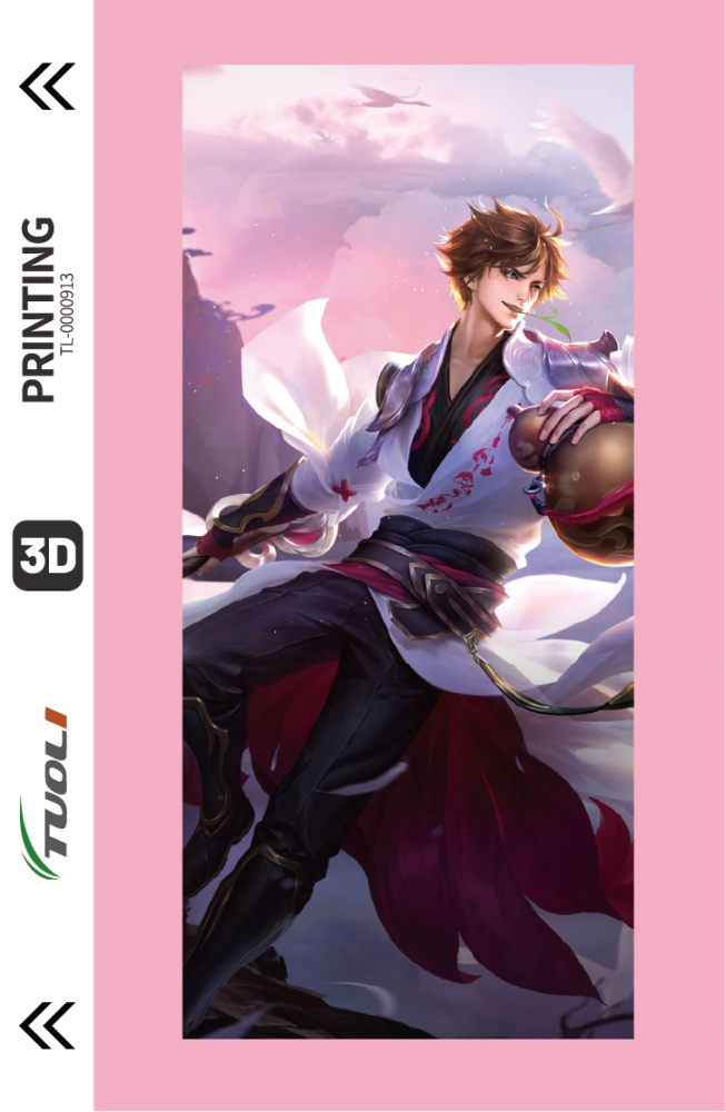 Game Character Series 3D UV back film TL-0000913
