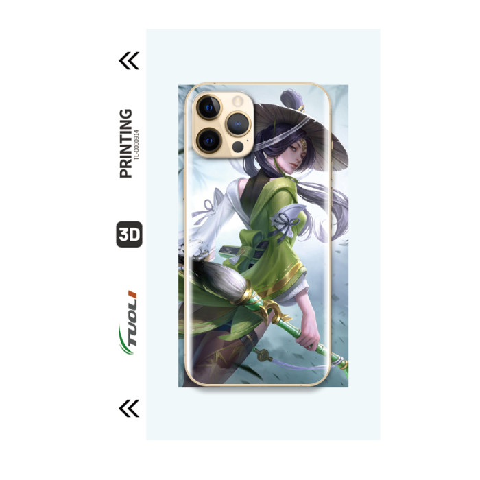 Game Character Series 3D UV back film TL-0000914