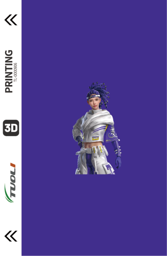 Game competition series 3D UV back film TL-0000906