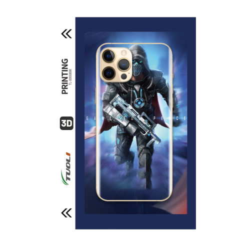 Game Character Series 3D UV back film TL-0000898