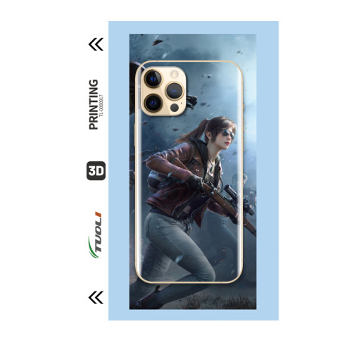 Game competition series 3D UV back film TL-0000917