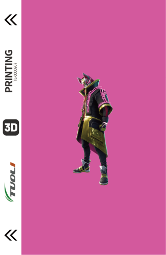 Game competition series 3D UV back film TL-0000907