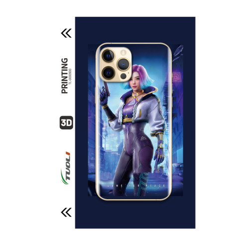 Game Character Series 3D UV back film TL-0000900