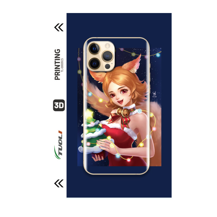 Game Character Series 3D UV back film TL-0000915