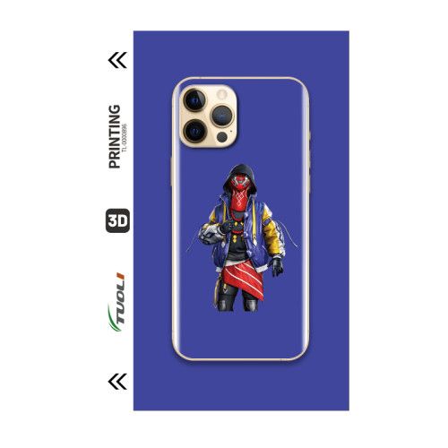 Game Character Series 3D UV back film TL-0000896