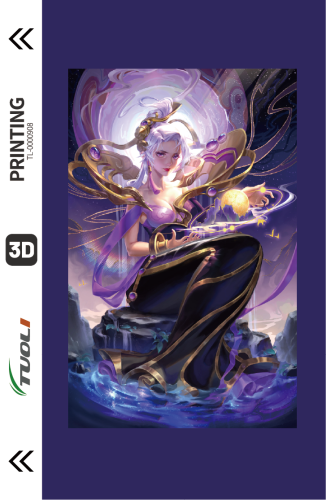 Game competition series 3D UV back film TL-0000908