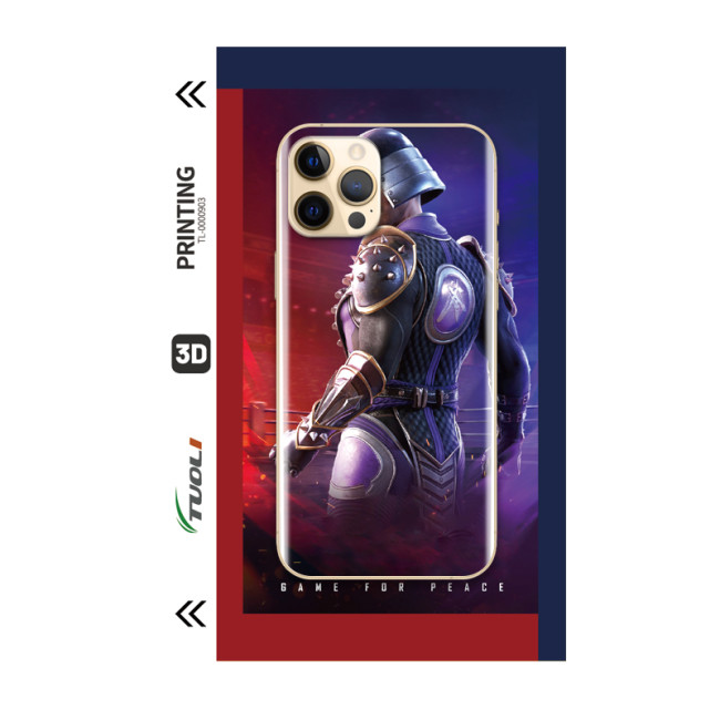 Game Character Series 3D UV back film TL-0000903