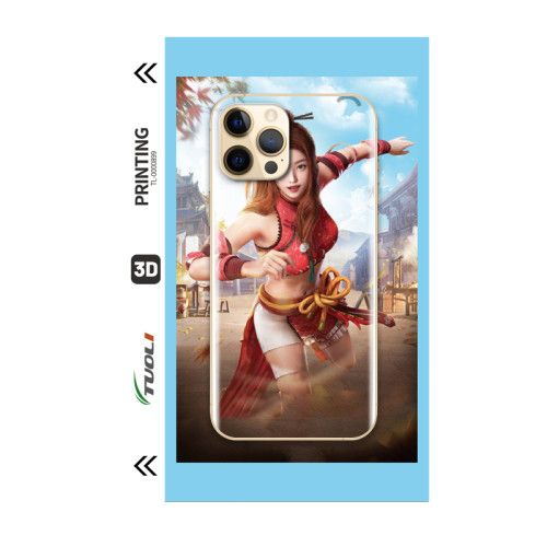Game Character Series 3D UV back film TL-0000899