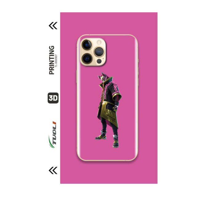 Game Character Series 3D UV back film TL-0000907