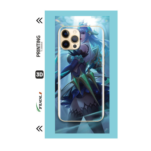 Game Character Series 3D UV back film TL-0000918