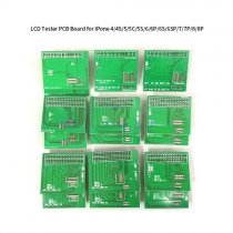 LCD tester PCB Board for iPhone 4 4S 5 5S 5C 6G 7G 8G 6S 7 8 plus