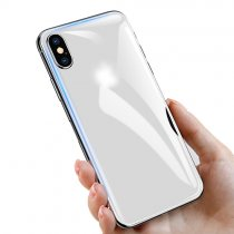 Transparent Back Screen Protector tempered glass For iPhone Xs Max Xr X S R Xsmax