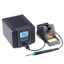 100% Original Quick TS1200A 120W Soldering station, free lead LED screen 8 second fast heating solder for motherboard repair phone