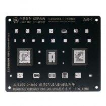 MIJING CPU Stencil For Samsung S serires