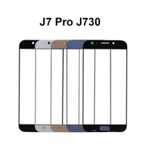 Front Screen Glass For Galaxy J7 (2017) J7 Pro J730 J730F