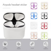 Dust Guard for AirPods Protection Sticker Dust-proof Film Skin Protect For Air Pods Protector charging box