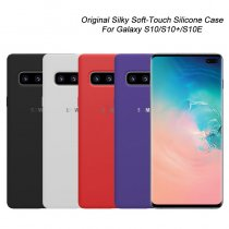 Official Silicon Phone Cover Have LOGO Original Silicone Case For Samsung Galaxy S7 edge S9 S8 plus A8 A6 2018 J3 2017 Note 8 9