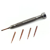 MECHANIC 999A 333  S2 Precision Alloy Screwdriver  ☆0.8/Y0.6/+1.2+/T2/+2.5D
