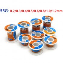 MECHANIC Rosin Core Solder Wire For Soldering Low Melting Point BGA Soldering Tin Wire